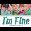 BTS (방탄소년단) - 'I'm Fine' LYRICS (Color Coded Eng/R