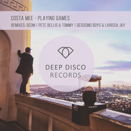 Costa Mee - Playing Games (Pete Bellis & Tommy Remix) Preview