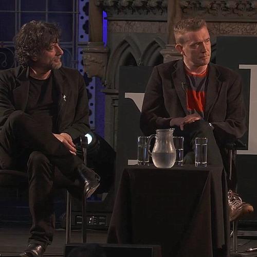 Neil Gaiman & David Mitchell: Two Literary Titans in Conversation