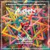 Audien vs Sigala (Something Better vs Lullaby & Came Here For Love) - Jim Martin Mashup