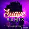 SUAVE (Remix)- El Alfa Ft. Chencho Plan B x Bryant Myers x Noriel x Jon Z x Miky Woodz Portada del disco