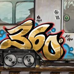 Rufuz feat. Łapa, Małek36, Zbuku, DJ Shoodee - Żeby Żyć (360 MIXTAPE) Prod. Młody NPW