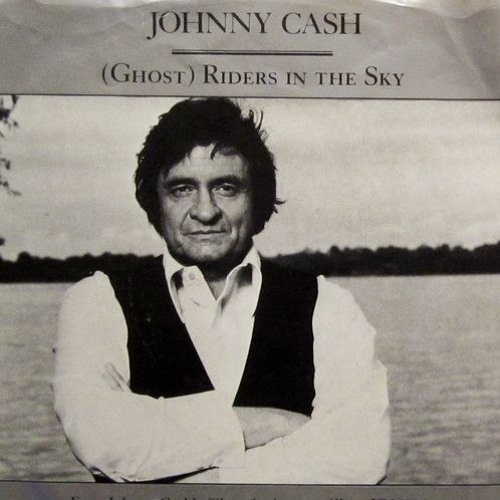 ผลการค้นหารูปภาพสำหรับ ghost rider in the sky johnny cash
