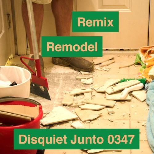 Disquiet Junto Project 0347: Remix Remodel
