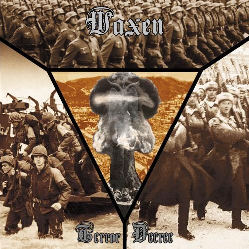 Waxen - Terror Decree