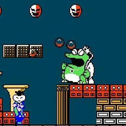 super mario bros 2 wart