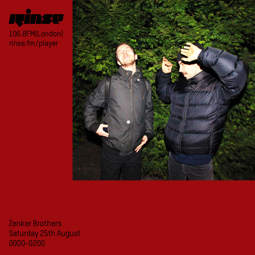 Zenker Brothers - 25th August 2018