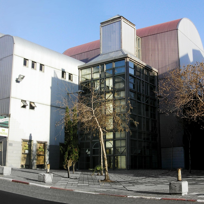 חמישה בניינים | סיור עם תיאה קיסלוב במכללת קלישר לאמנות, תל אביב