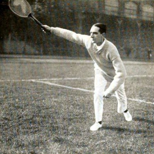 Qui était Max Decugis, champion de Tennis français en 1900 ?