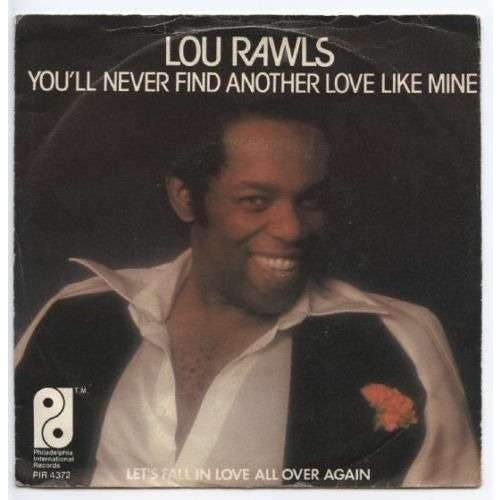 Lou Rawls - You'll Never Find (Feeler(Baku) Rework)