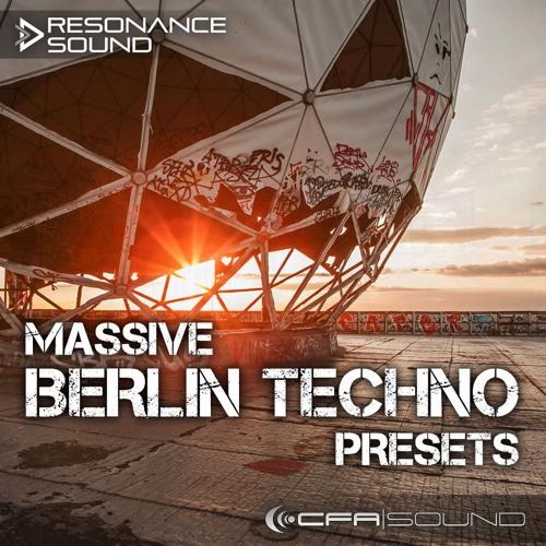 CFA-Sound - Massive Berlin Techno Presets Demo