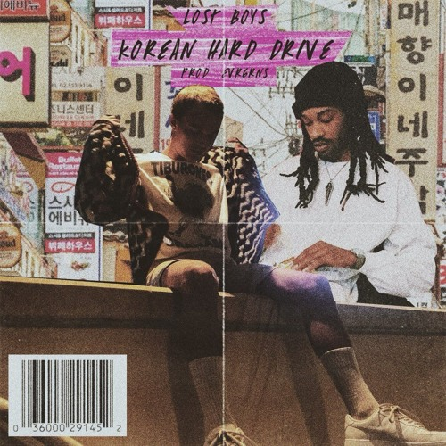 Korean Hard Drive prod. EVRGRNS