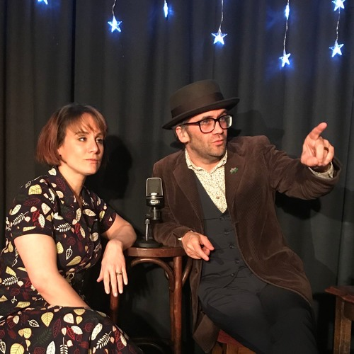 Brian Rust & Xela Batchelder (Cast Iron Theatre Podcast; Episode 50)