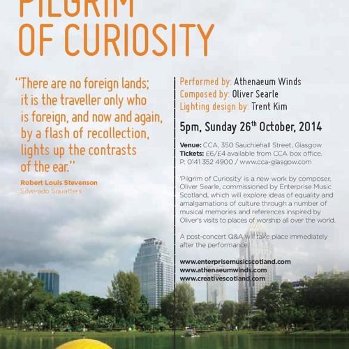 Pilgrim of Curiosity