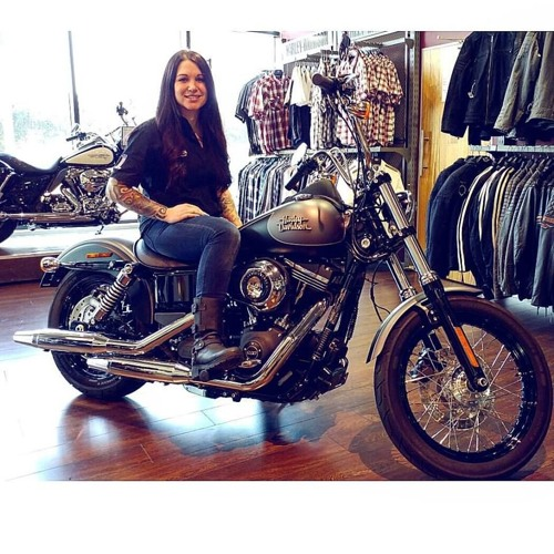 On The Flipside With Harley-Davidson