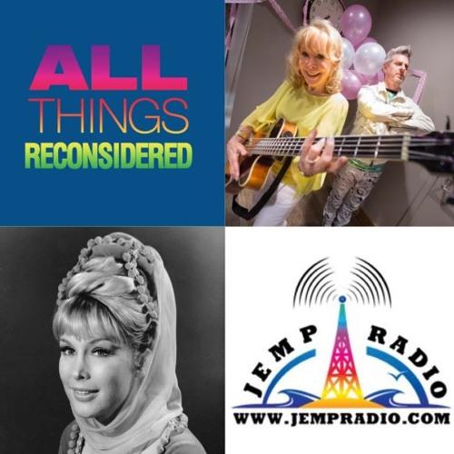 Barbara Eden Interview - JEMP Radio/ATR Live