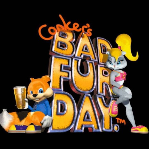 Episode 147: Conker's Bad Fur Day