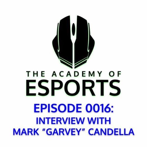 """Episode 0016: Interview with Mark """"Garvey"""" Candella"""
