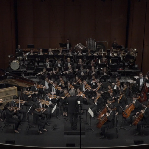 Liminal (2018) for orchestra