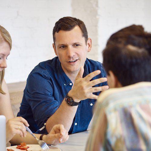 #3 David Noël (ehemals VP Community SoundCloud): Was macht gute Führung aus?