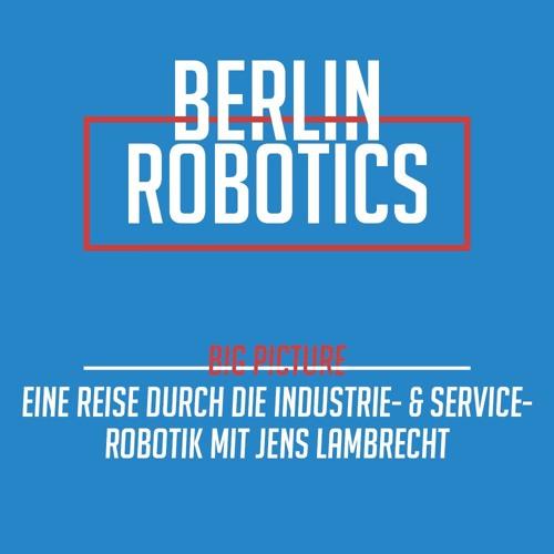 Eine Reise durch die Industrie- und Servicerobotik mit Junior Professor Jens Lambrecht