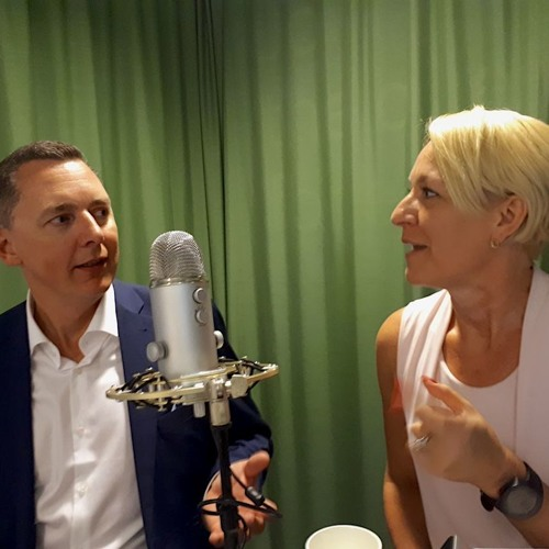 Transmissions From Tomorrow ep. 14 with Monika Bylehn & Fredrik Engstromer - 5G Marketing, Ericsson