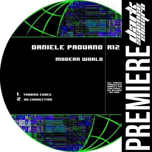 PREMIERE: Daniele Paduano - Trading Codes (R12 Records)