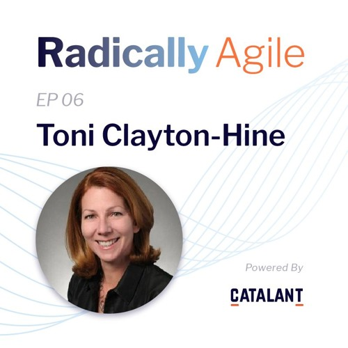 Episode Six: Toni Clayton-Hine