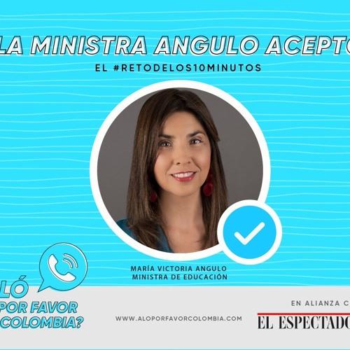#RetoDeLos10Minutos: Ministra de Educación habla con estudiante de undécimo en Antioquia