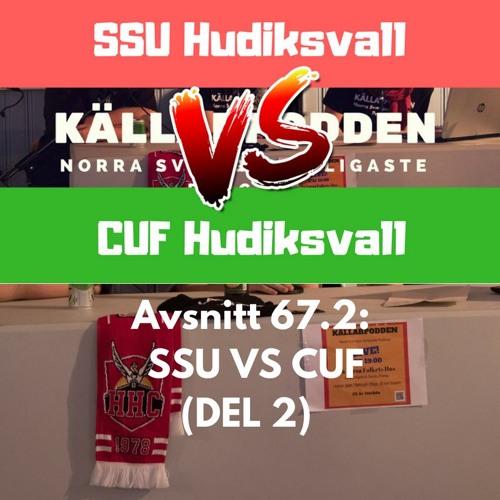 Debatt mellan SSU och CUF