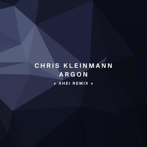 !133 : Chris Kleinmann - Argon (Original Mix)