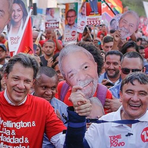 Defesa de Lula vai à Justiça para que imprensa cubra campanha petista