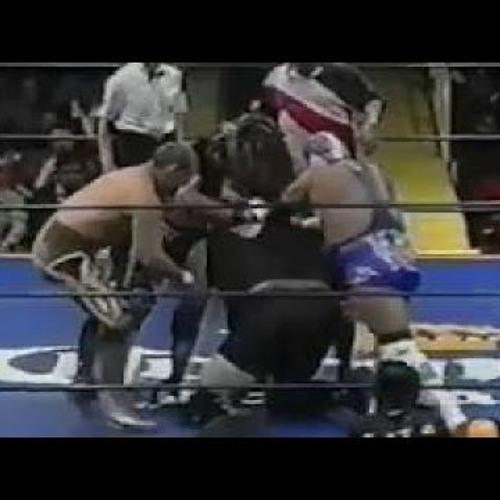 Who Booked This? Dr. Wagner/Giant Silva/Shocker v Puma Inoue/Great Khali/Shibata