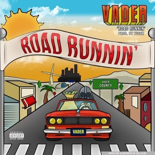Road Runnin  Prod. by tuger