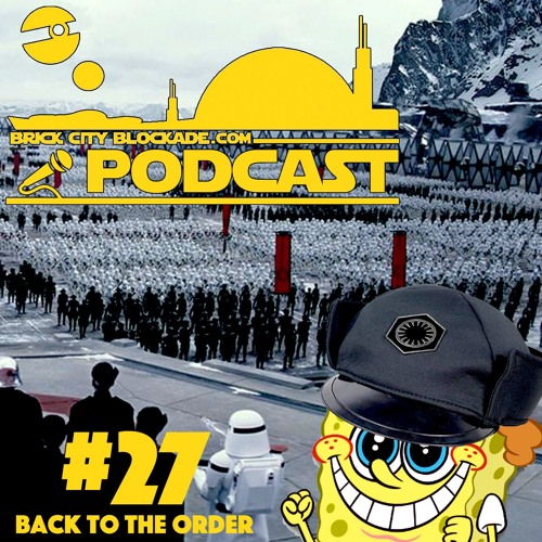 Brick City Blockade Podcast Episode XXVII