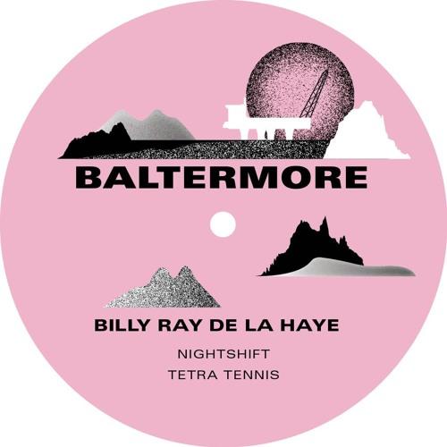 BAL003 Billy Ray de la Haye - Globetrotters