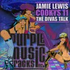 Jamie Lewis - Cookys 11 (The Divas Talk) (Purple Music Tracks)
