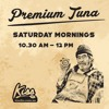 Premium Tuna on Kiss FM // Ep. 108 with Petar Ang // 25th of August 2018