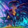 The Highland Gnomes. PsyTrance mix by Liora.