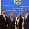 Rotary Club of Atlanta Podcast Series Episode 9: Dennis Lockhart, Stephanie Blank and Bill Dunphy