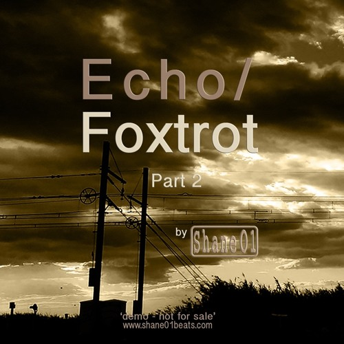 Echo  Foxtrot Pt2 (as aired on radio - Pure-RTBF Pure Trax - August 19, 2018)
