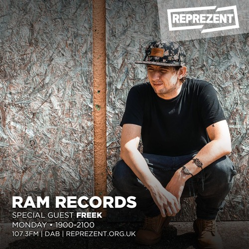 DJ Freek - Chords Ram Reprezent Show August 2018
