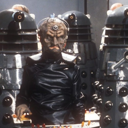 PODcastica - Episode 132: Genesis of the Daleks OR Dramatic Switch Flipping