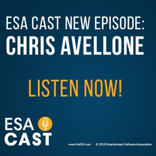 ESA Cast Episode 6: Chris Avellone, Video Game Producer