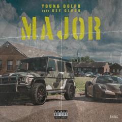 Major (feat. Key Glock)