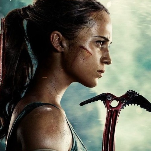 The Spin-Off Doctors: Tomb Raider 2018