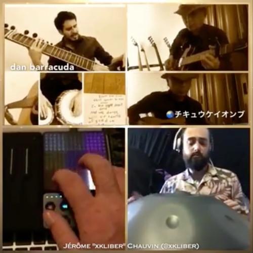 "Collab. N.01 - ""Speak To Me, Dear"" (over Dan Barracuda's original song, w/ himself & Ichi)"
