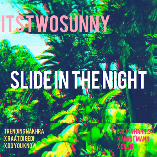 Slide In The Night - itstwosunny