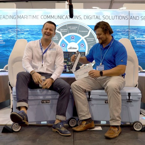 Mark Theissen Telemar Yachting USA FLIBS 2017 Between Two Yetis Audio