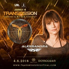 Alessandra Roncone - Live Transmission Preparty Dongguan China